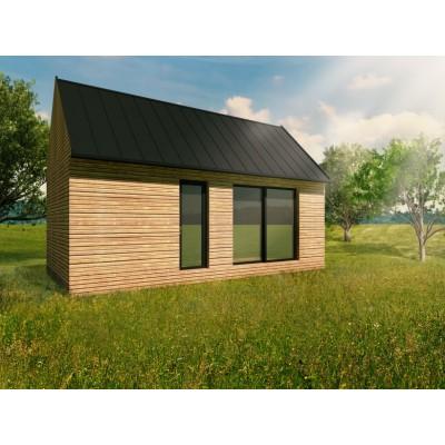 Casa modulare - monolocale