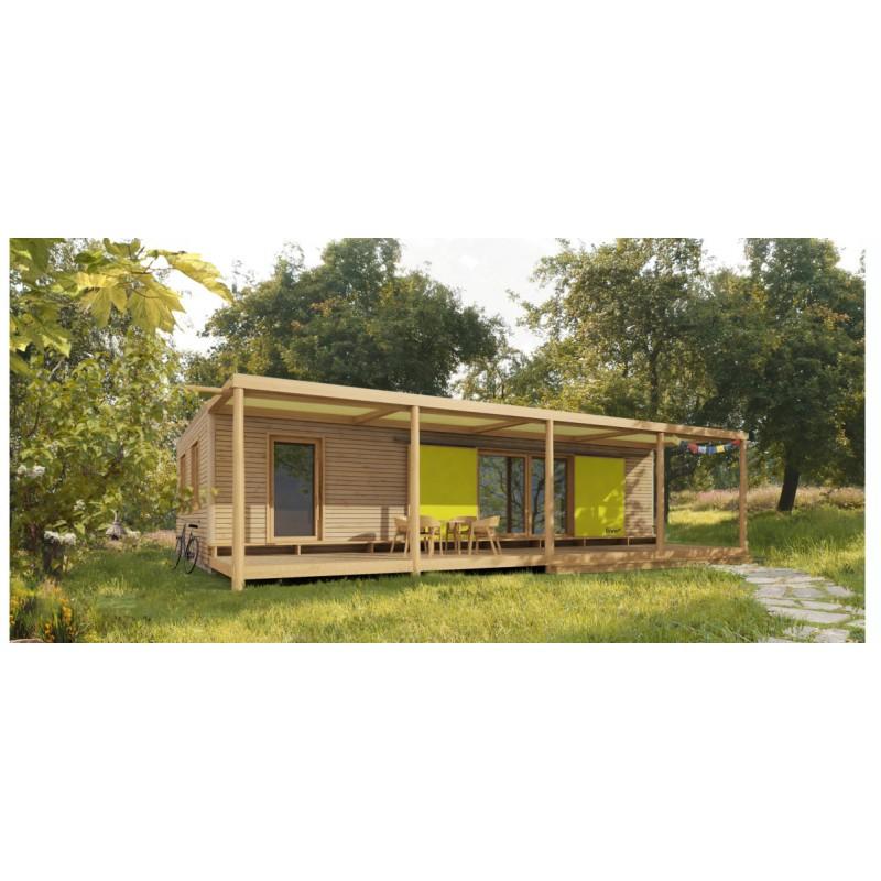 Casa modulare 4 locali