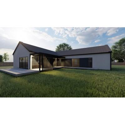 Casa modulare 5-camera