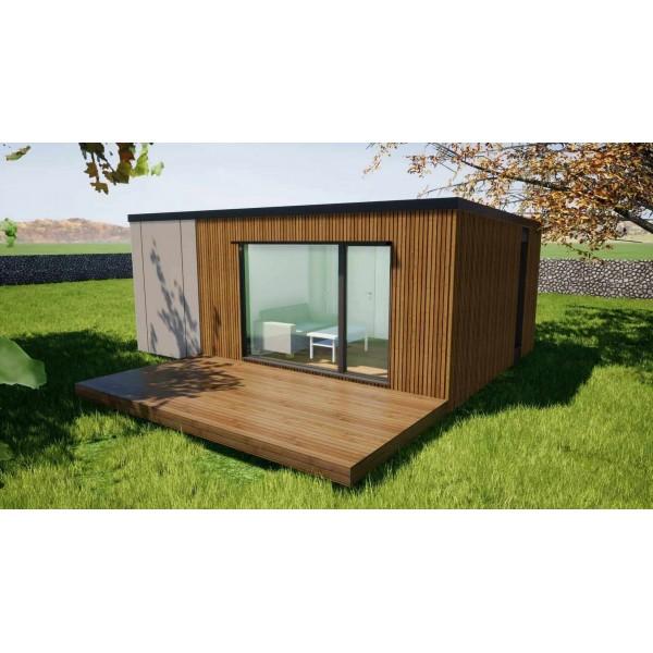 Casa modulare 2-camera