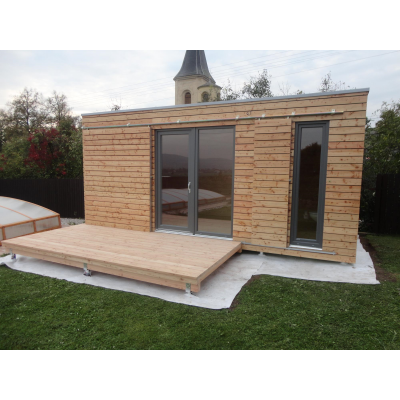 Casa modulare con 1 camera