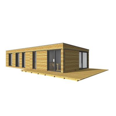 Casa modulare 3 locali