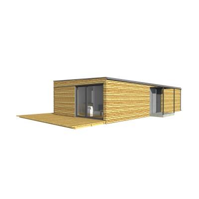 Casa modulare 4-camera