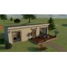 Casa modulare 2 locali